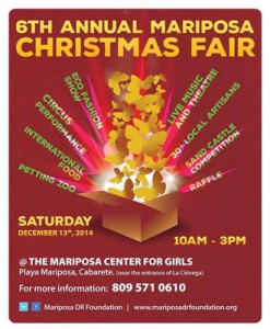 Mariposa Christmas Fair